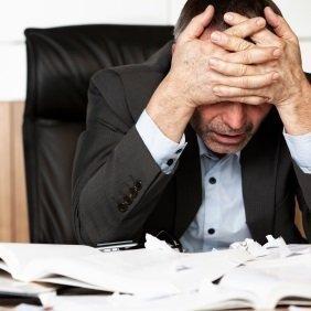 Cansancio y estrés